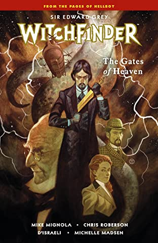 Witchfinder Tome 5: The Gates of Heaven