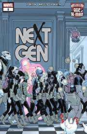 Age Of X-Man: NextGen (2019) #1 (of 5)