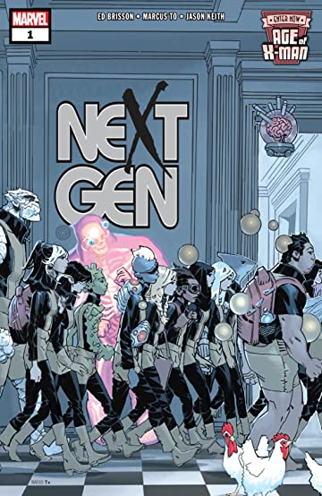 Age Of X-Man: NextGen (2019) No.1 (sur 5)