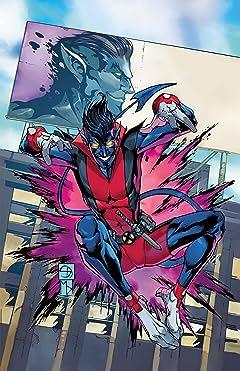 Age Of X-Man: The Amazing Nightcrawler (2019) #1 (of 5)