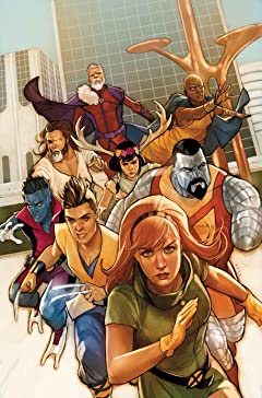 Age Of X-Man: The Marvelous X-Men (2019) #1 (of 5)