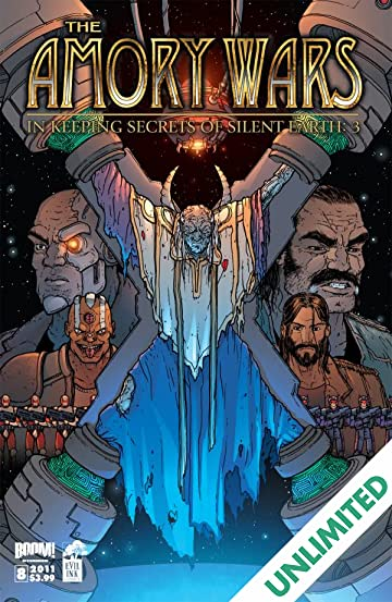 The Amory Wars: In Keeping Secrets of Silent Earth: 3 #8 (of 12)