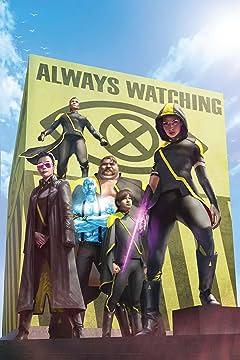 Age Of X-Man: X-Tremists (2019) #1 (of 5)