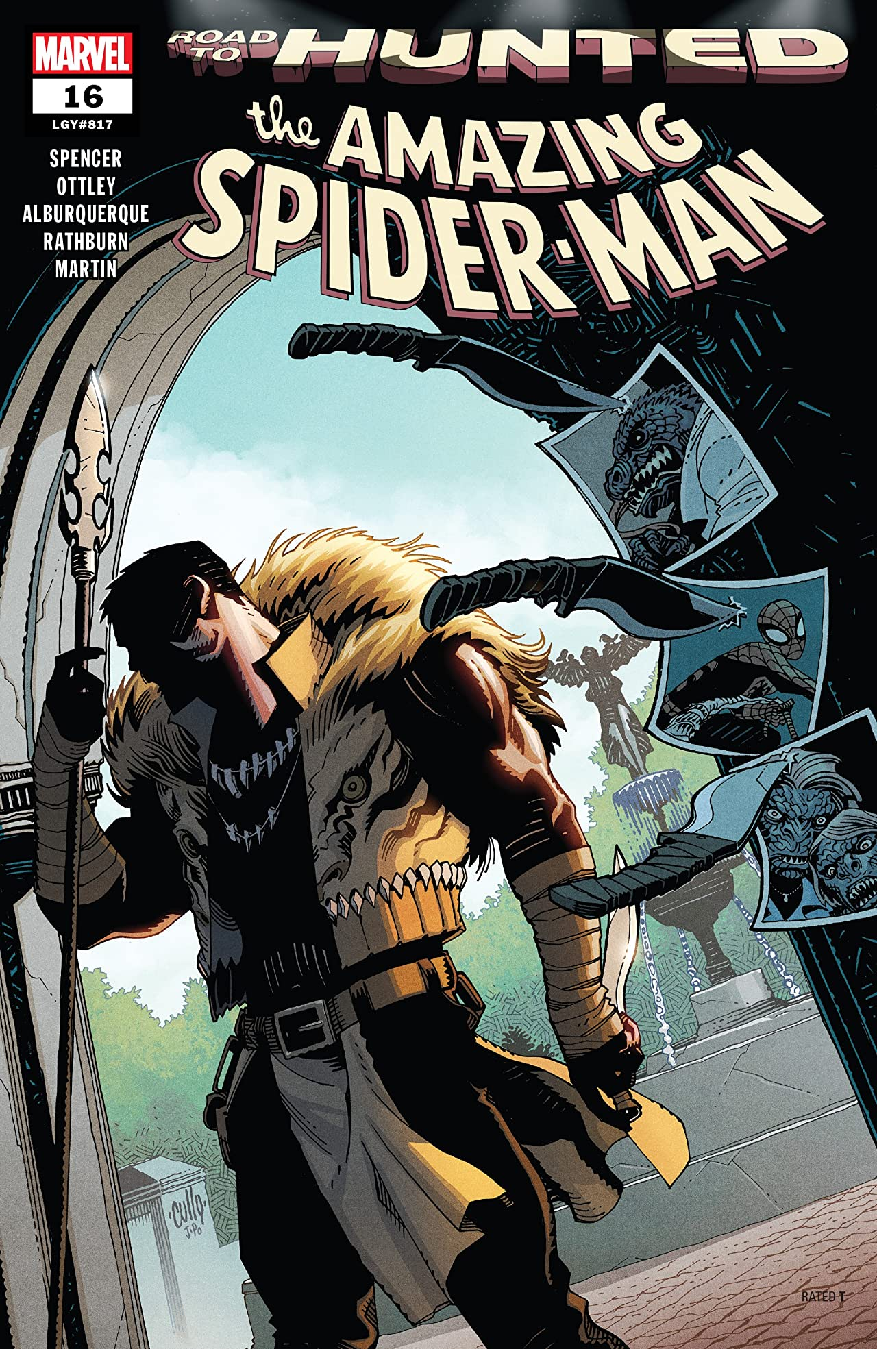 Amazing Spider-Man (2018-) No.16