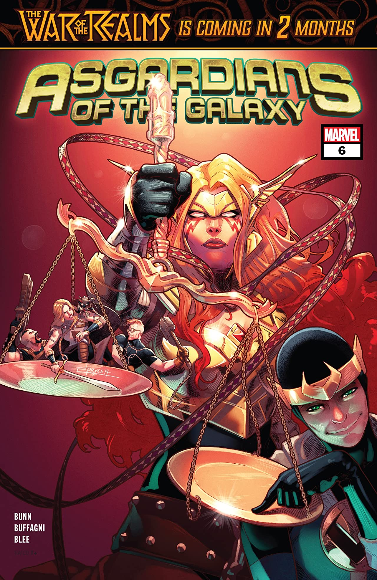 Asgardians of the Galaxy (2018-2019) #6