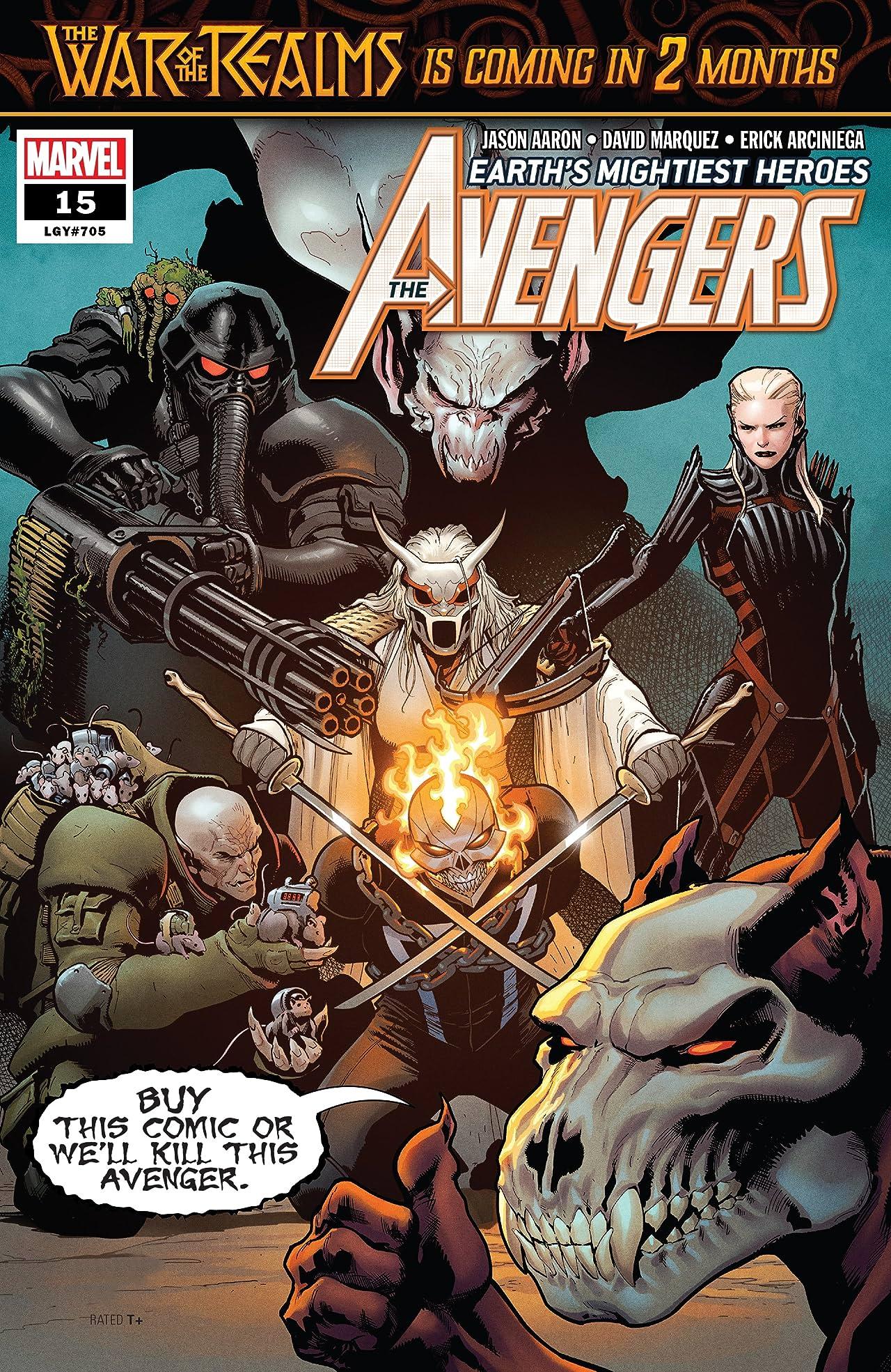 Avengers (2018) - Tomes : 14 et 15