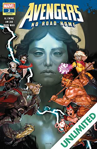Avengers: No Road Home (2019) #2 (of 10)