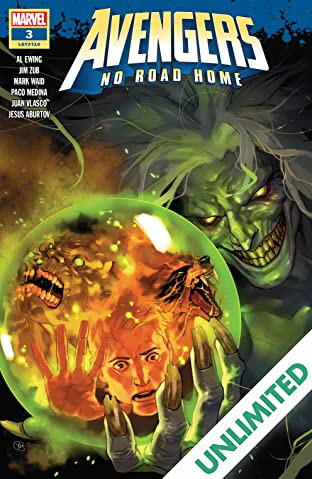 Avengers: No Road Home (2019) #3 (of 10)