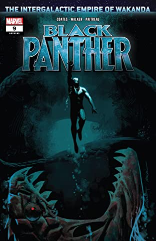 Black Panther (2018-) No.9