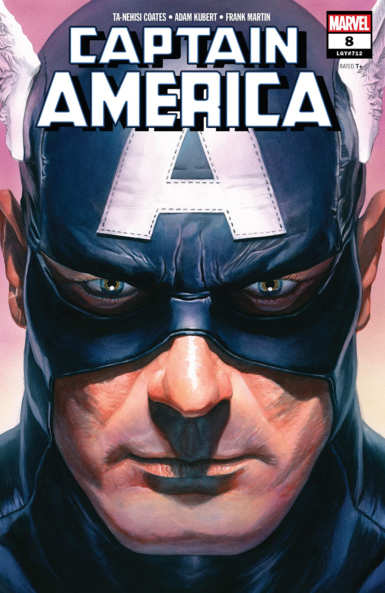 Captain America (2018-) No.8