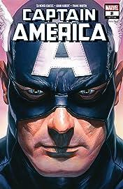 Captain America (2018-) #8