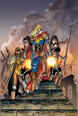 Captain Marvel (2019-) #2