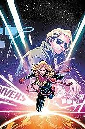 Captain Marvel: Braver & Mightier (2019) #1