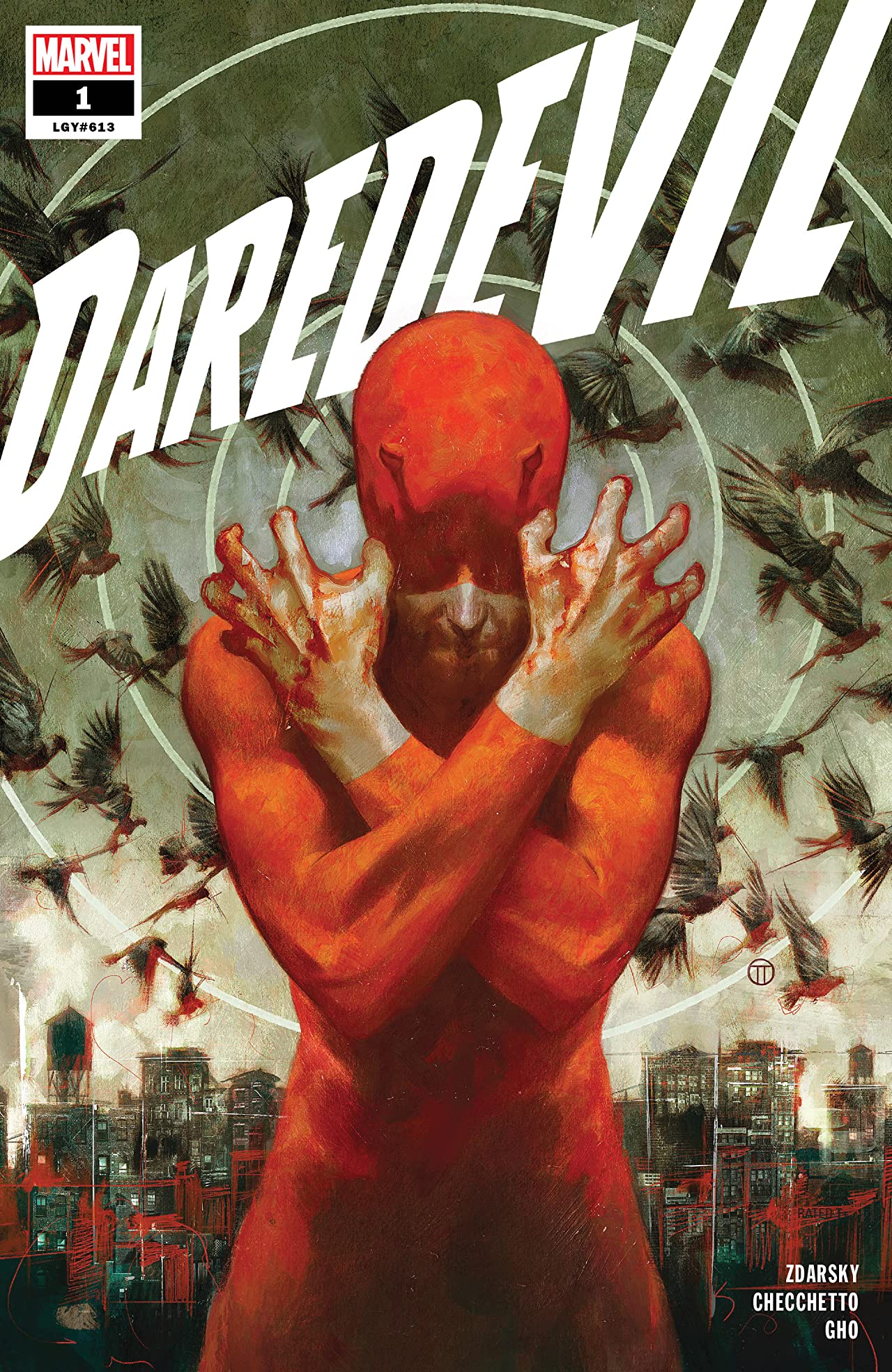 Daredevil (2019-) No.1: Director's Cut