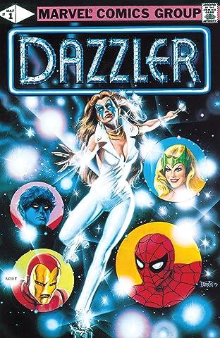 Dazzler (1981-1986) #1: Facsimile Edition