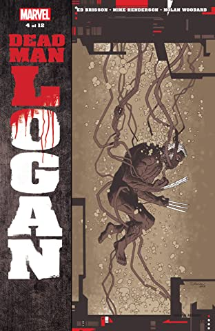 Dead Man Logan (2018-) No.4 (sur 12)