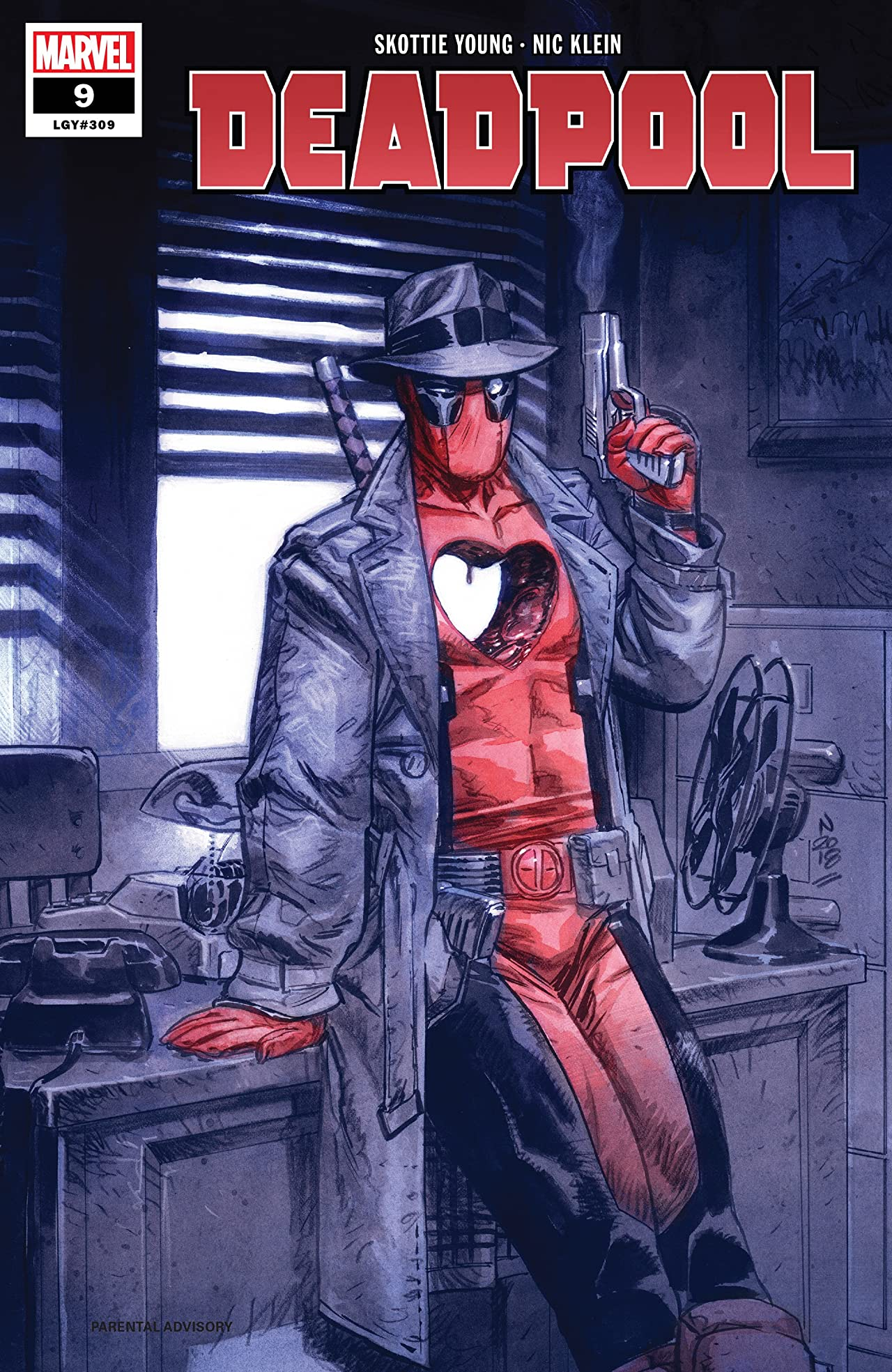 Deadpool (2018-) No.9