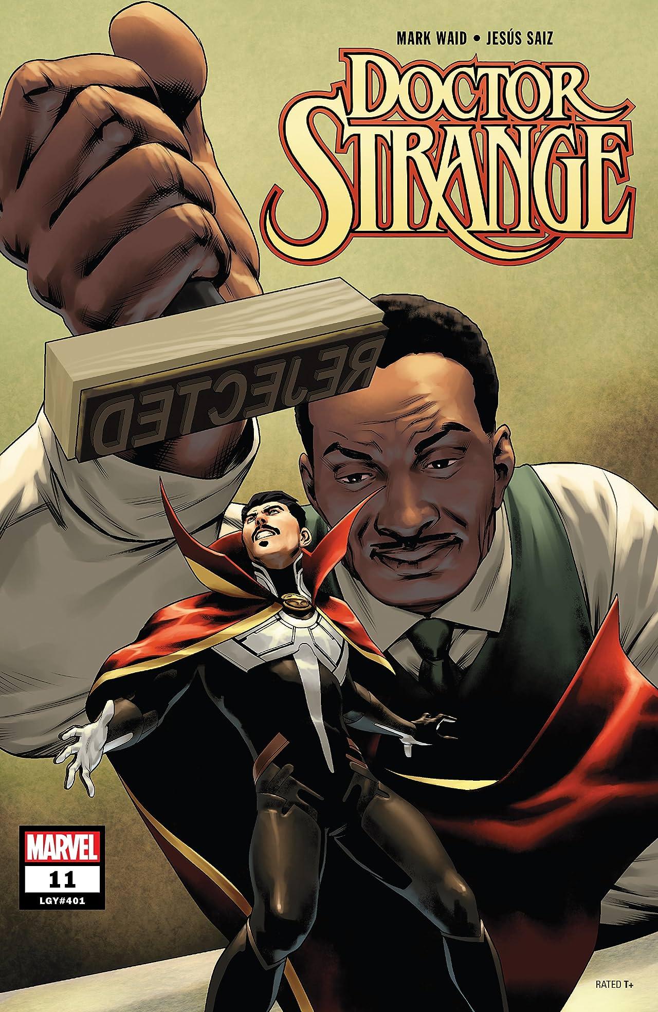 Doctor Strange (2018-) No.11