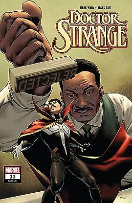 Doctor Strange (2018-2019) #11