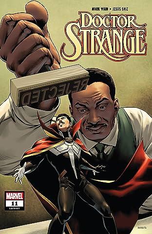 Doctor Strange (2018-2019) No.11