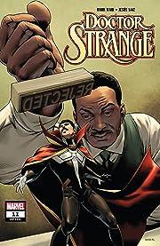 Doctor Strange (2018-) #11