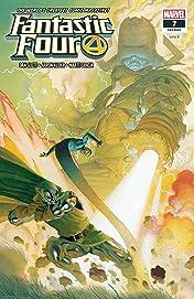Fantastic Four (2018-) #7