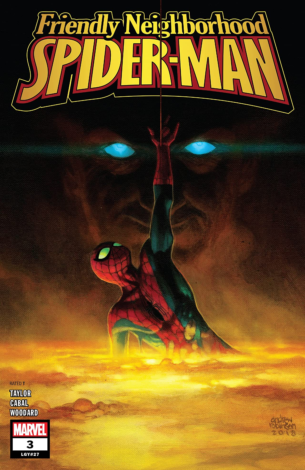 Friendly Neighborhood Spider-Man (2019-) No.3