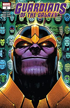 Guardians of the Galaxy (2019-) #2