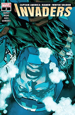 Invaders (2019) #2