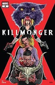 Killmonger (2018-) #4 (of 4)