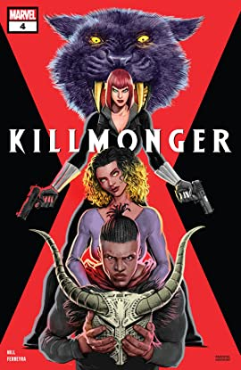 Killmonger (2018-) #4 (of 5)