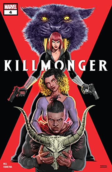 Killmonger (2018-) #4 (of 4)