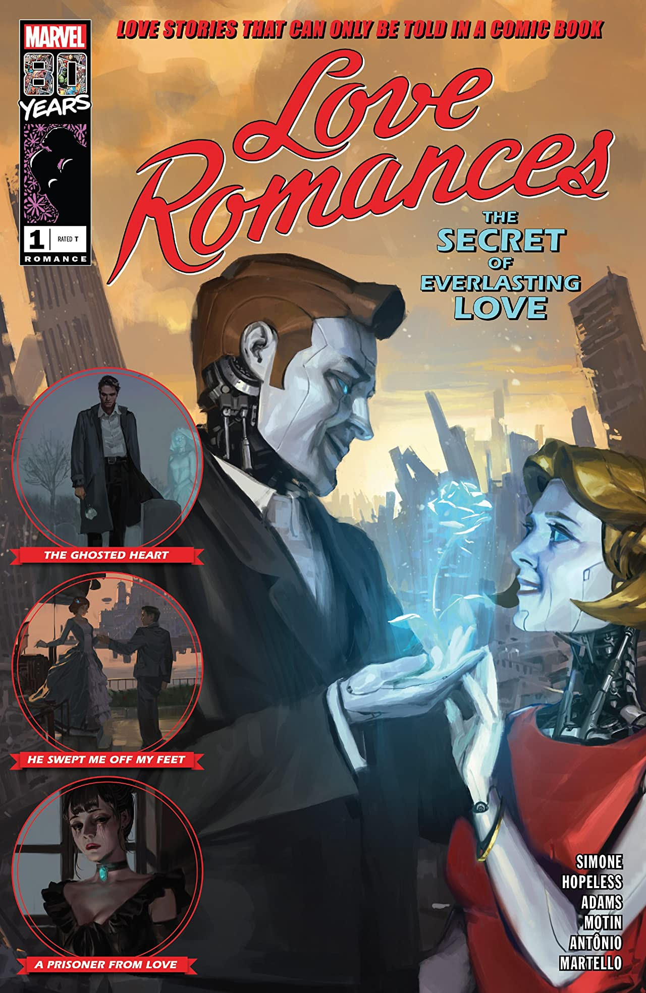 Love Romances (2019) No.1