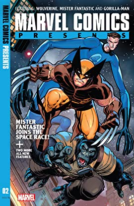 Marvel Comics Presents (2019) #2