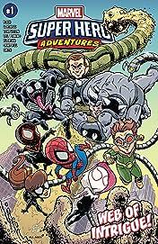 Marvel Super Hero Adventures: Spider-Man – Web Of Intrigue (2019) #1