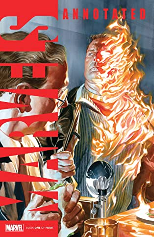Marvels Annotated (2019) #1 (of 4)