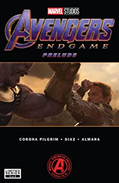 Marvel's Avengers: Endgame Prelude (2018-2019) #3 (of 3)