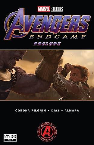 Marvel's Avengers: Endgame Prelude (2018-2019) #3 (of 3)