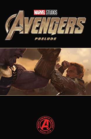 Marvel's Avengers: Endgame Prelude (2018-) #3 (of 3)