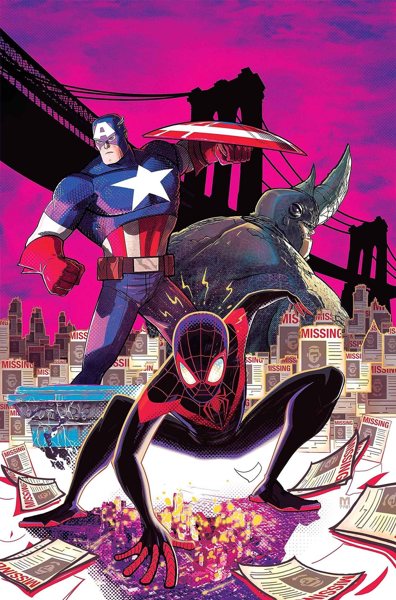 Miles Morales: Spider-Man (2018-) #3