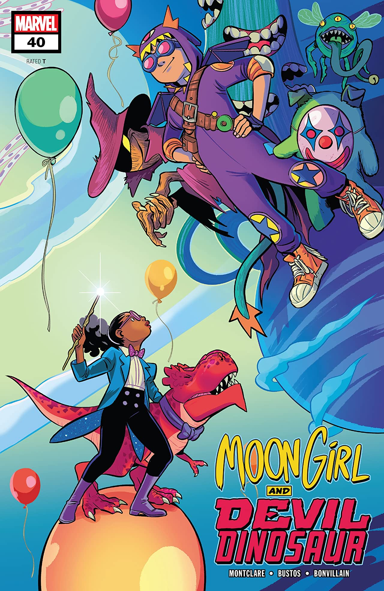 Moon Girl and Devil Dinosaur (2015-) #40