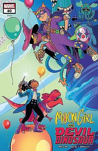 Moon Girl and Devil Dinosaur (2015-) #40