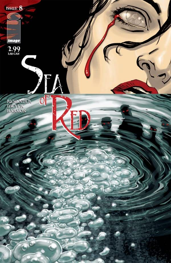 Sea of Red #8