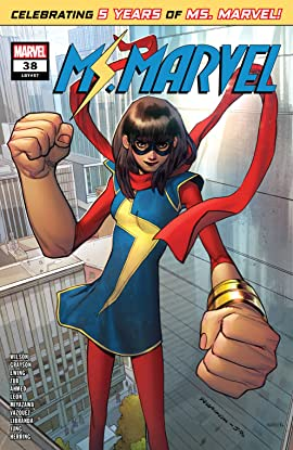 Ms. Marvel (2015-) #38