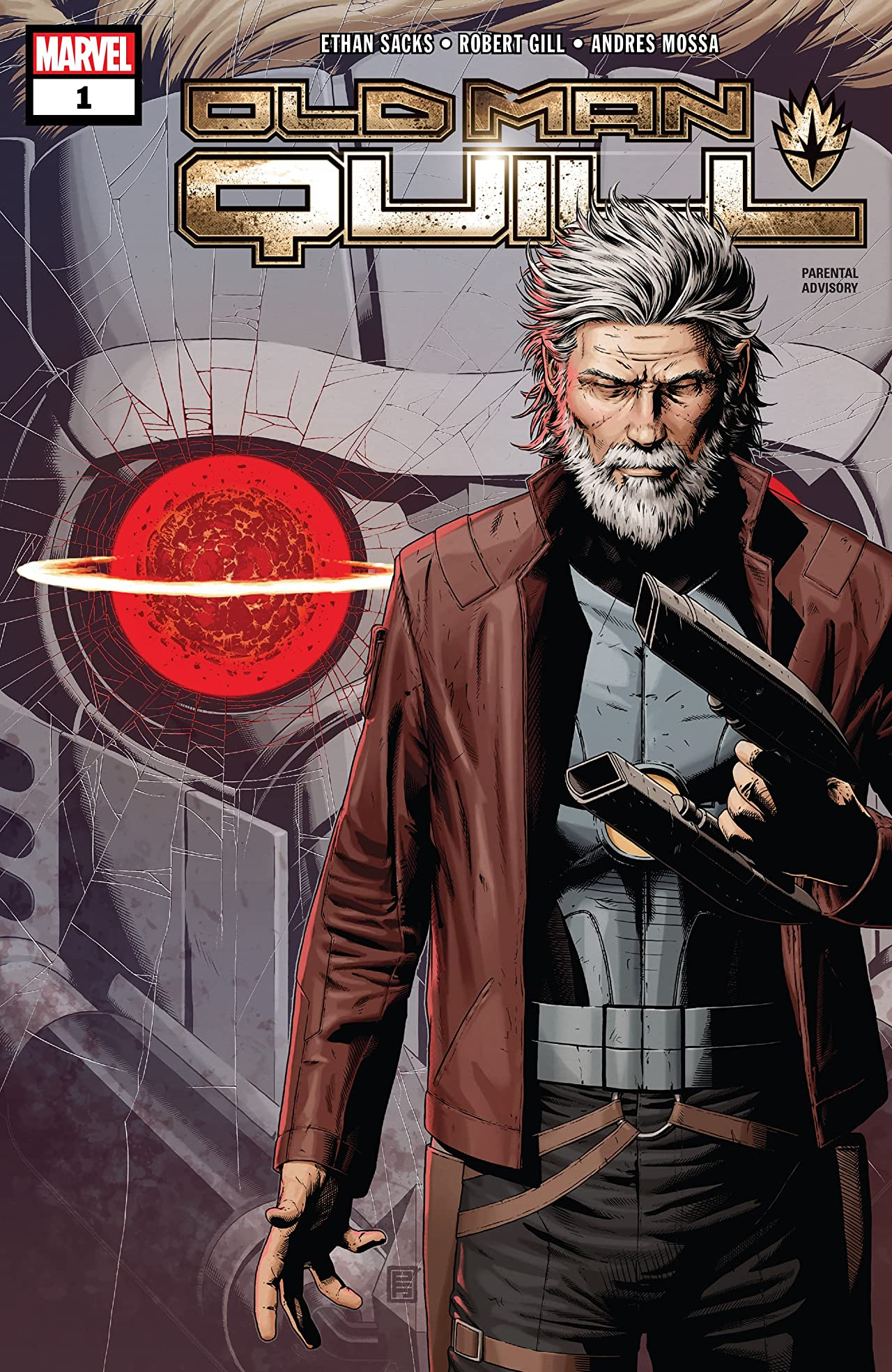 Old Man Quill (2019-) No.1 (sur 12)