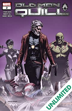 Old Man Quill (2019) #2 (of 12)