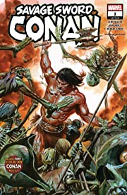 Savage Sword Of Conan (2019-) #1
