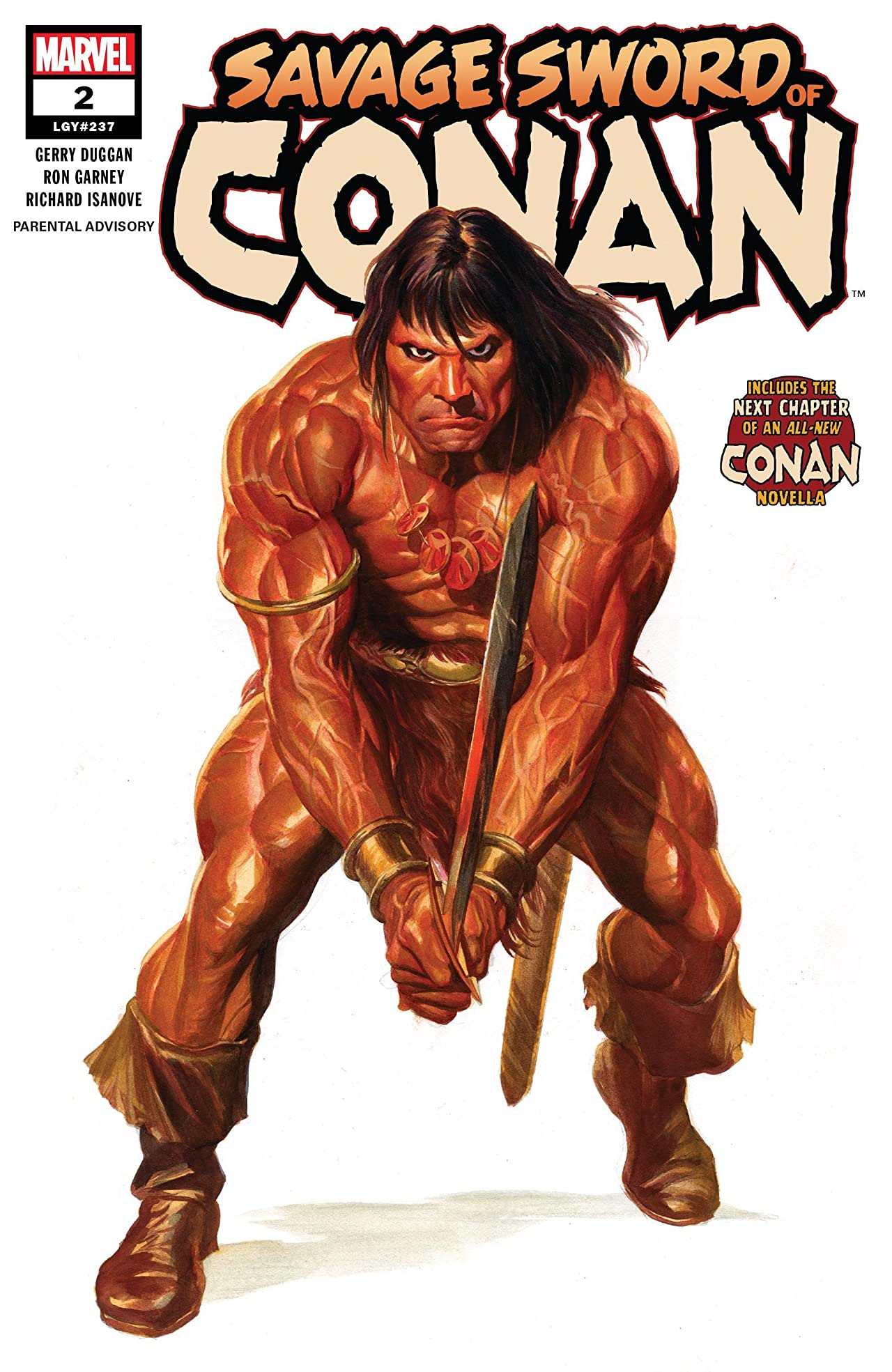 Savage Sword Of Conan (2019-) No.2