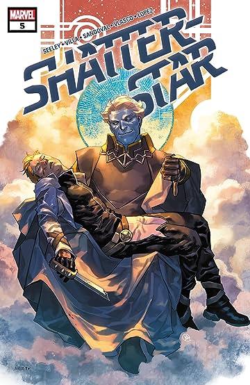 Shatterstar (2018-2019) #5 (of 5)