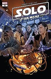 Solo: A Star Wars Story Adaptation (2018-2019) No.5 (sur 7)